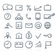 Icons set — Stock Vector #7657607