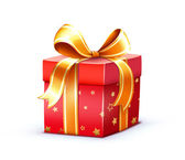 Caja de regalo — Vector de stock