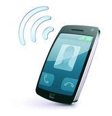 ícone de celular — Foto Stock