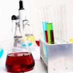 Chemia lub biologia sprzęt laborotary — Zdjęcie stockowe