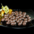 Chocolate candies - Stock Photo