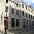 Foto Stock: Old Montreal architecture