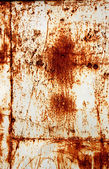 Textura de metal oxidado — Foto de Stock