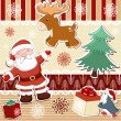Collection of elements for Christmas design — Stock Vector #7316938