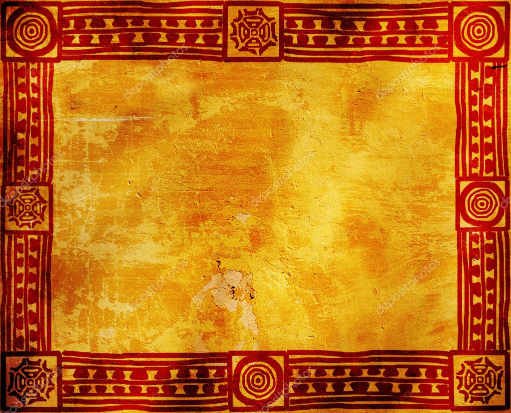 american indian traditional patterns � stock photo 7943141