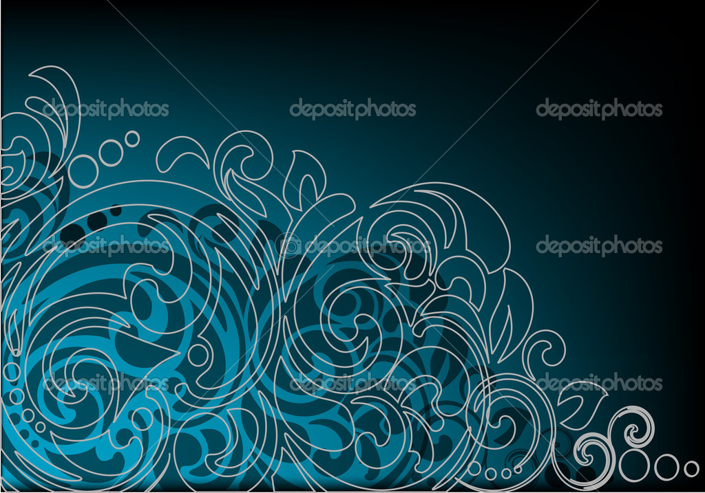 Eps10 elegance  abstract background vector illustration for design — Stock Vector #6800457