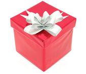 Gift box — Stockfoto