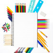 School tools — Stock Photo #7301453