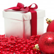 christmas gift — Stock Photo #7907062