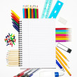 School tools — Stock Photo #7907091