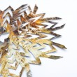 Paper snowflake — Stock Photo