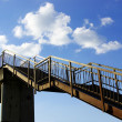 The iron bridge - Stock Photo