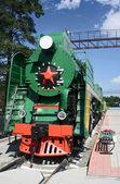 Locomotive — Stok fotoğraf