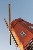 Rüzgar değirmeni — Stok fotoğraf