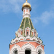 Belfry of Kazan Cathedral — Stock Photo #7912872
