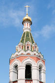 Belfry of Kazan Cathedral — Stock Photo