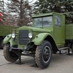 "Soviet truck ""UralZIS-5V"" — Stock Photo #7504291"