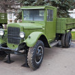 "Stock Photo: Soviet truck ""UralZIS-5"""