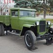 "Stock Photo: Soviet truck ""GAZ-AA"""
