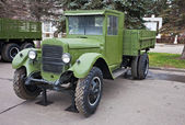 "Soviet truck ""UralZIS-5"" — Stock Photo"