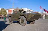 Reconnaissance/Patrol Vehicle BRDM-1 — Stock Photo