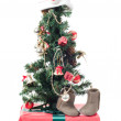 Christmas items — Foto Stock