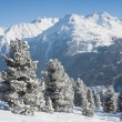 Ski resort  Solden. Austria — Stock Photo