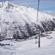 Ski resort  Hohrgurgl. Austria -  