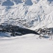 Ski resort Obergurgl. Austria — Stock Photo #7654481