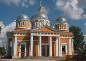 Christian orthodox church — Foto Stock