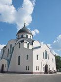 Christian orthodox church — Stockfoto