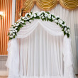 Celebrations, wedding hall - Stock Photo