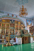 Interior of the Orthodox Church — Stock Photo