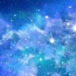 Stars sky — Stock Photo #7037394