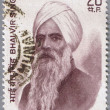 Portrait of Indipoet and scholar Bhai Vir Singh — 图库照片 #6954041