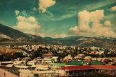 Beautiful image of mountains — Stock Photo