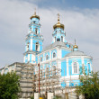 Ascension Church in Yekaterinburg, Russia (1792-1818) — Stock Photo