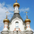 The Chapel of Saint Great Martyr Ekaterina. Ekaterinburg — Stock Photo