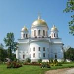 couvent de Novo-tikhvin à Ekaterinbourg, Russie — Photo