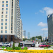 Ekaterinburg. Luxury residential buildings — Stock Photo