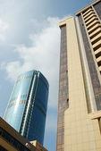 Yekaterinburg. Skyscrapers — Foto de Stock