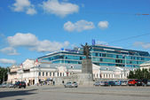 Yekaterinburg. City landscape — Stock Photo