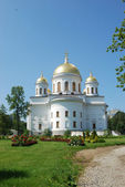 Novo-Tikhvin Nunnery in Ekaterinburg, Russia — Stock Photo