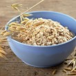 Oat flakes — Stock Photo #7504738