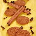 Gingerbread cookies — Stock Photo #7706767