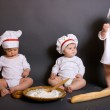 Little Chefs — Stock Photo #7695077