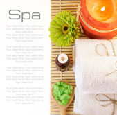 Spa setting — Stock Photo