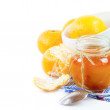 Orange jam — Stock Photo #7665037