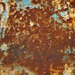 Grunge rusty metal texture — Stock Photo