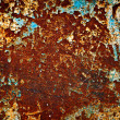 Stock Photo: Grunge rusty metal texture
